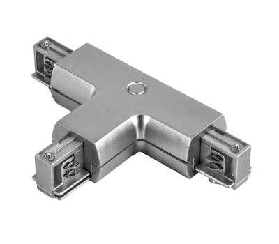 Соединитель трековый трехфазный T-образный Lightstar BARRA 504139