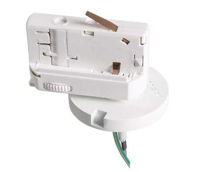 Трековое крепление Lightstar ASTA 594016 с 3-фазным адаптером к 05101x/21444x