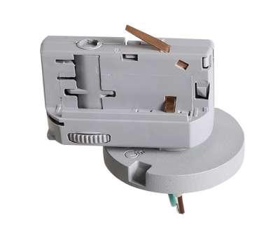 Трековое крепление Lightstar ASTA 594019 с 3-фазным адаптером к 05101x/21444x