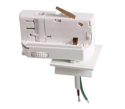 Трековое крепление Lightstar ASTA 594026 с 3-фазным адаптером к 05102x/05103x