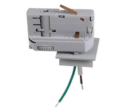 Трековое крепление Lightstar ASTA 594029 с 3-фазным адаптером к 05102x/05103x от Lightstar в магазине декоративного освещения Питерский свет