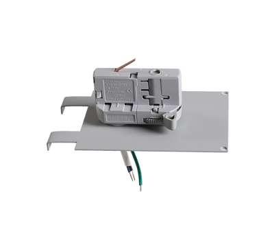 Трековое крепление Lightstar ASTA 594039 с 3-фазным адаптером к 05121x/05131x