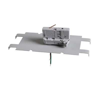 Трековое крепление Lightstar ASTA 594049 с 3-фазным адаптером к 05122x/05132x от Lightstar в магазине декоративного освещения Питерский свет