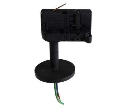 Трековое крепление Lightstar ASTA 594057 с 3-фазным адаптером к 21443х/21448x/21449x