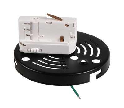 Трековое крепление Lightstar ASTA 594066 с 3-фазным адаптером к 21383х/21483х/21385x/21485x