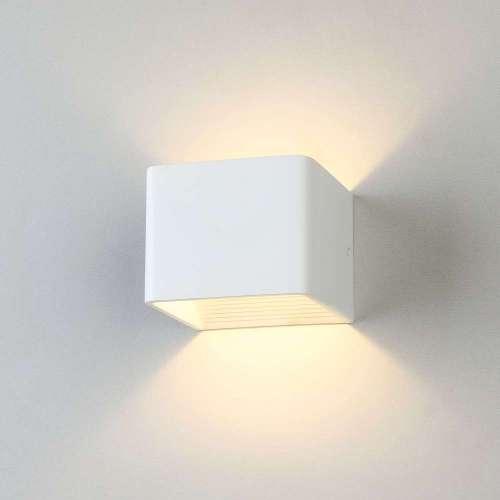 Настенный светодиодный светильник Corudo LED белый Elektrostandard MRL LED 1060
