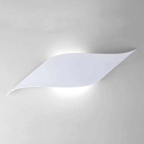 Настенный светодиодный светильник белый 40130/1 LED белый Eurosvet