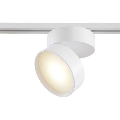 Трековый светильник Maytoni TRACK TR007-1-18W3K-W