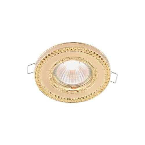Встраиваемый светильник Maytoni METAL CLASSIC DL302-2-01-G