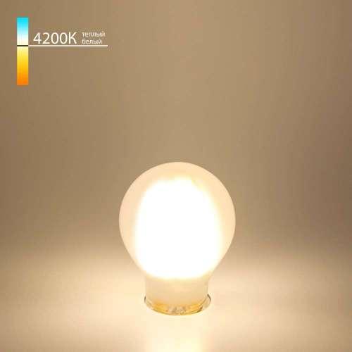 Филаментная светодиодная лампа A60 12W 4200K E27 Classic LED 12W 4200K E27     Elektrostandard