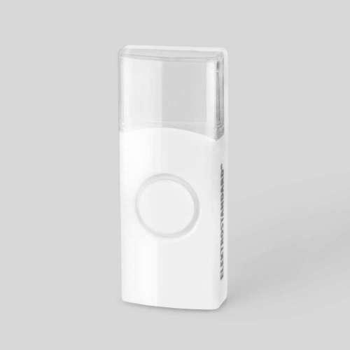 Кнопка для беспроводного звонка DBB01WL Белый DBB01WL Elektrostandard