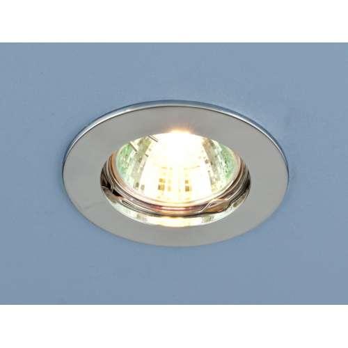 Точечный светильник                      863 MR16 CH хром Elektrostandard