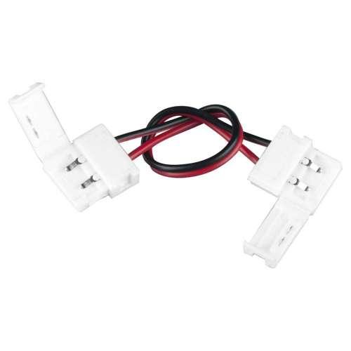 Коннектор для одноцветной светодиодной ленты 5050 гибкий двусторонний (10шт.) a035396 Elektrostandard