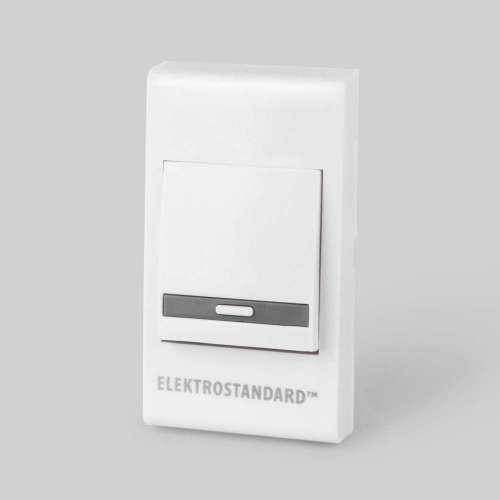 Кнопка для проводного звонка DBB03WM Белый DBB03WM Elektrostandard