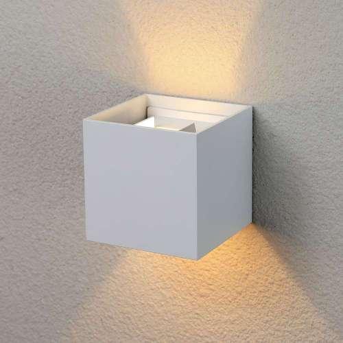 Winner белый уличный настенный светодиодный светильник 1548 TECHNO LED Elektrostandard