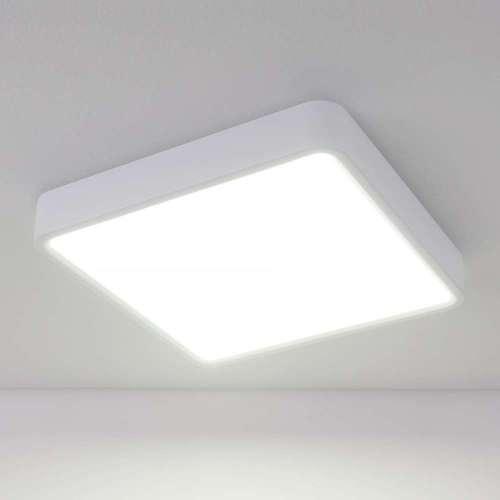 Накладной потолочный светодиодный светильник DLS034 18W 4200K Elektrostandard