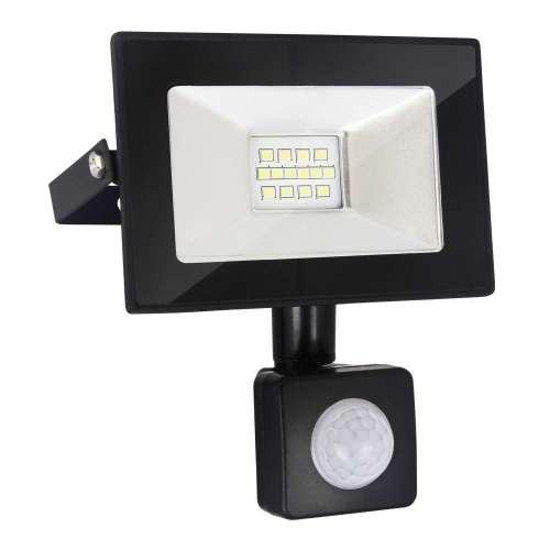 Прожектор светодиодный с датчиком движения и освещенности 016 FL LED 10W 6500K IP54 Elektrostandard