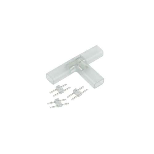 Т-образный переходник для светодиодной ленты 220V 3528, 2835 (10шт.) a035328 Elektrostandard