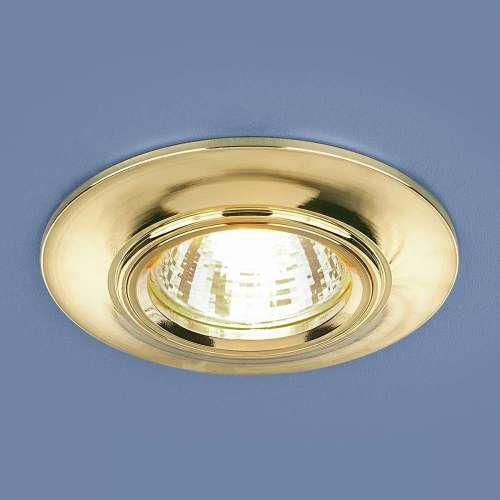Точечный светильник                      7007 MR16 GD золото Elektrostandard