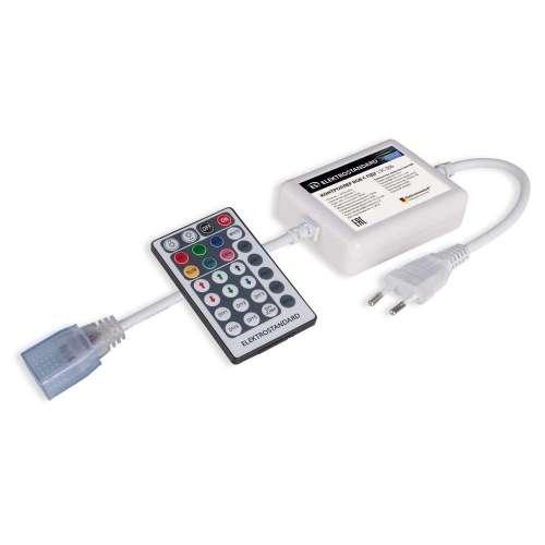 Контроллер для светодиодной ленты RGB Premium с ПДУ 220V (радио) IP20 LSC 006 Elektrostandard