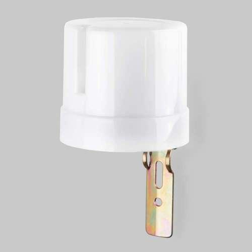 Датчик освещенности 5500W IP44 Белый SNS-L-07 Elektrostandard