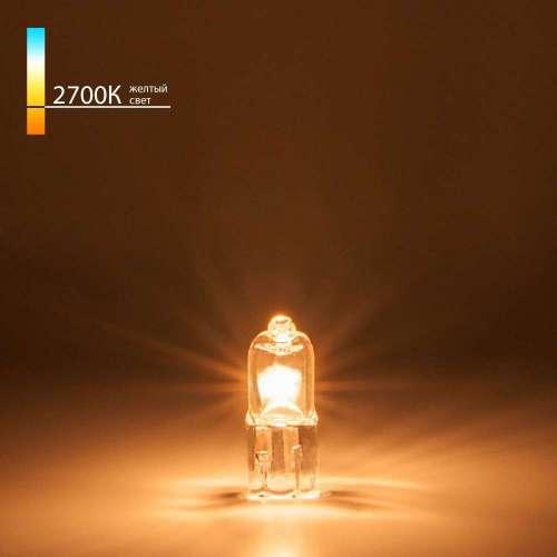 Лампа галогенная G4 12В 20Вт Elektrostandard