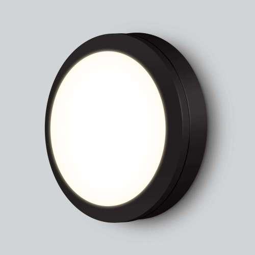 LTB51 6500К чёрный пылевлагозащищенный светодиодный светильник LTB51 Elektrostandard
