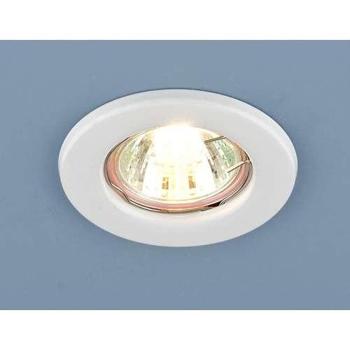 Точечный светильник                      9210 MR16 WH белый Elektrostandard