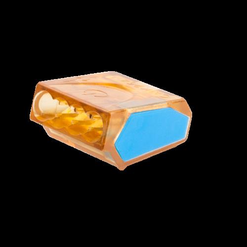Клемма соединительная 4-проводная (10шт.) TR-01-04 Werkel