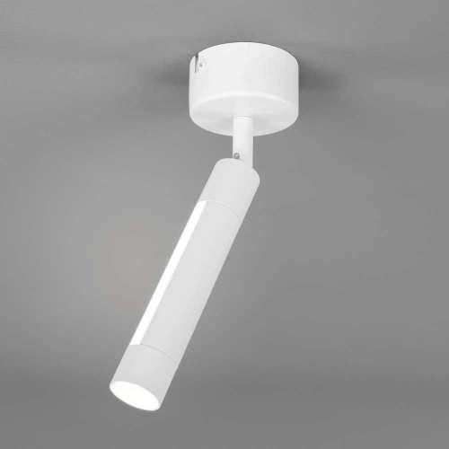 Настенно-потолочный светодиодный светильник 20084/1 LED белый Eurosvet