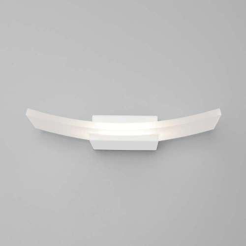 Настенный светодиодный светильник 40152/1 LED белый Eurosvet