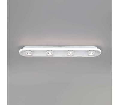 Потолочный светодиодный светильник 20123/4 LED белый Eurosvet от Eurosvet в магазине декоративного освещения Питерский свет
