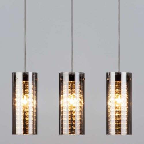 Подвесной светильник 1636/3 хром Eurosvet