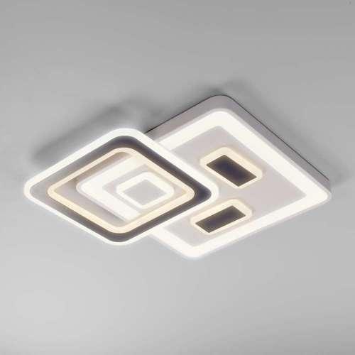 Потолочный светодиодный светильник с пультом управления 90156/1 Eurosvet