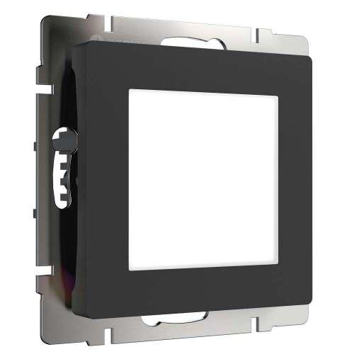 Встраиваемая LED подсветка черный WL08-BL-03-LED Werkel