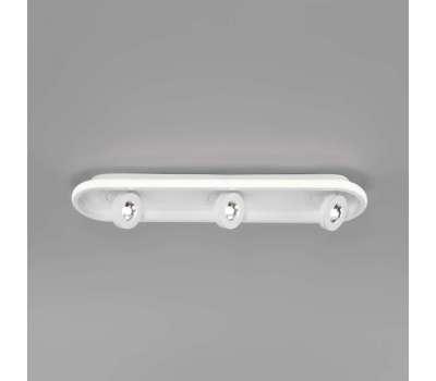 Потолочный светодиодный светильник 20123/3 LED белый Eurosvet от Eurosvet в магазине декоративного освещения Питерский свет