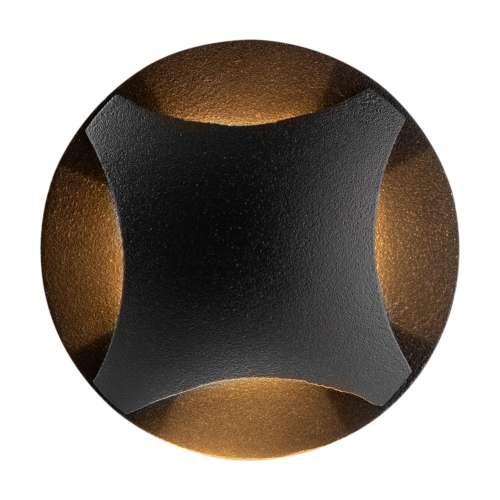 Встраиваемый светильник Maytoni Biscotti O036-L3B3K