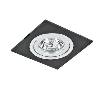 011007 BanaleWeng Светильник точечный встраиваемый декоративный под заменяемые галогенные или LED лампы Lightstar от Lightstar в магазине декоративного освещения Питерский свет