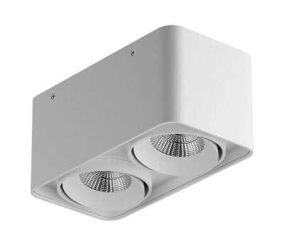 052126 Monocco Светильник точечный накладной декоративный со встроенными светодиодами Lightstar