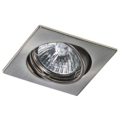 011945 Lega16 Светильник точечный встраиваемый декоративный под заменяемые галогенные или LED лампы Lightstar