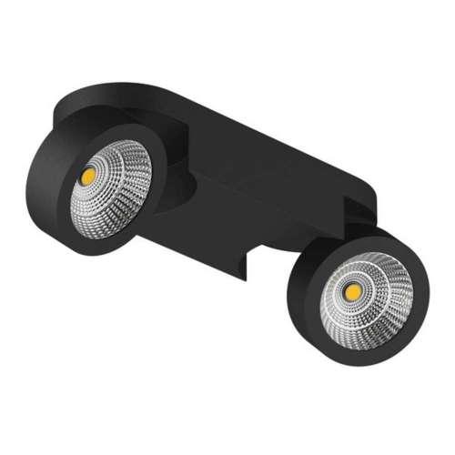 055273 Snodo Светильник точечный накладной декоративный со встроенными светодиодами Lightstar
