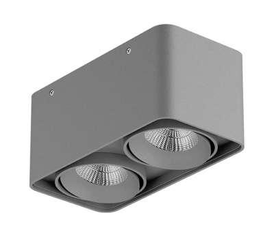 052329 Monocco Светильник точечный накладной декоративный со встроенными светодиодами Lightstar