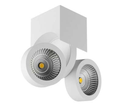 055363 Snodo Светильник точечный накладной декоративный со встроенными светодиодами Lightstar