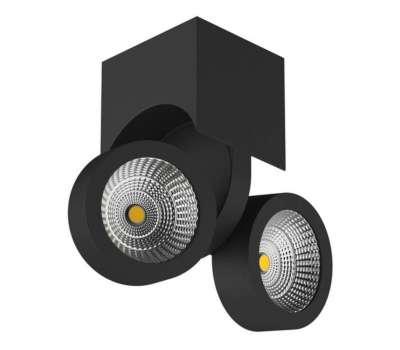 055373 Snodo Светильник точечный накладной декоративный со встроенными светодиодами Lightstar от Lightstar в магазине декоративного освещения Питерский свет