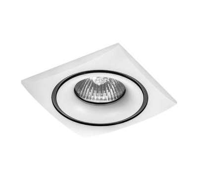 010036 Levigo Светильник точечный встраиваемый декоративный под заменяемые галогенные или LED лампы Lightstar от Lightstar в магазине декоративного освещения Питерский свет