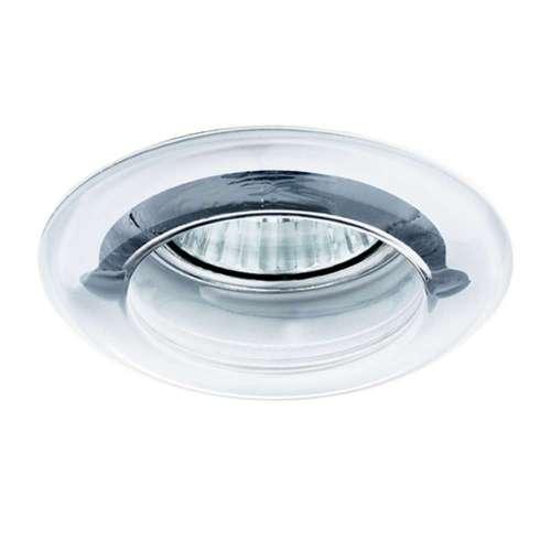 002230 Anello Светильник точечный встраиваемый декоративный под заменяемые галогенные или LED лампы Lightstar