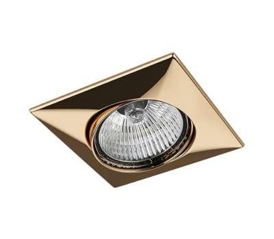 011032 Lega16 Светильник точечный встраиваемый декоративный под заменяемые галогенные или LED лампы Lightstar от Lightstar в магазине декоративного освещения Питерский свет