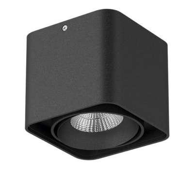 212517 Monocco Светильник точечный накладной декоративный под заменяемые галогенные или LED лампы Lightstar от Lightstar в магазине декоративного освещения Питерский свет