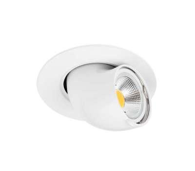 011060 Braccio Светильник точечный встраиваемый декоративный под заменяемые галогенные или LED лампы Lightstar от Lightstar в магазине декоративного освещения Питерский свет