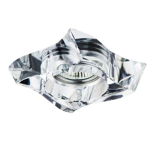 006430 Flutto Светильник точечный встраиваемый декоративный под заменяемые галогенные или LED лампы Lightstar